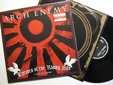 "ARCH ENEMY ""TYRANTS OF THE RISING SUN"" - 2LP - FOC"