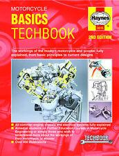 Motorcycle Basics TechBook 2nd Ed. Haynes Manual 3515 NEW
