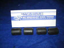 MGB ROADSTER /GT SET OF 4 FRONT V8 IMPROVED WISHBONE BUSHES 1962-1980   W1D**