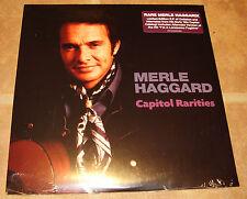 MERLE HAGGARD Capitol Rarities RSD 1200 Made RSD 10 Inch Vinyl Black Friday