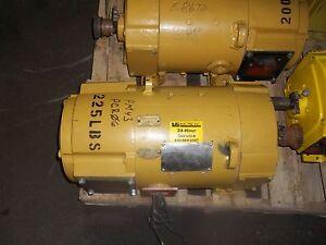 3HP DC MOTOR  1750/2300 RPM  500 VOLT