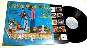 Journey To Addis by Third World LP REGGAE EX