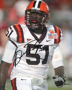 Bruce Taylor Virginia Tech Hokies Signed 8x10 Autographed Photo COA