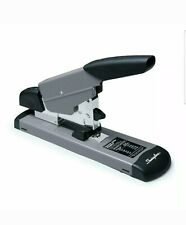 Swingline Heavy Duty Stapler 160 Sheet High Capacity Black/Gray 39005