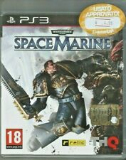 Warhammer 40000 Space Marine - Ps3 - Playstation 3 - Italliano