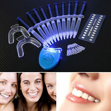 Dental Teeth Whitening Kit Peroxide Bleaching System Oral Gel Tooth Whitener
