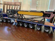1/50 WSI Liebherr LTM 1750 9.1 Crane Y-Guy Suspension Transportation Frame Rack