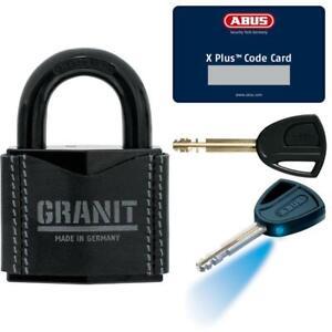 ABUS 37/55 Limited Edition Vorhängeschloss inkl. 2 Schlüssel & Sicherungskarte