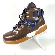 Patrick Ewing Mens Athletics 33 HI Brown/Blue Retro Basketball Shoes Size 12 New