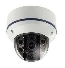 TVI-2544V HD-TVI 1080p STORM® IR Dome Camera 4 COB IR, AVF Lens, Dual Power