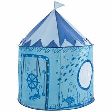 Trespass Kids Indoor Play Tents, Blue Chateaux - Imaginative Play