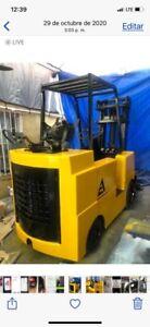 Refurbished Allís Challmers Forklift LPG 6000 Lbs