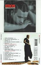 Eros Ramazzotti - Terra Promessa / CD 1997 16 Tracks BGM Favola Adesso Tu TOP
