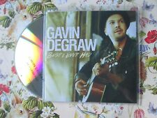 Gavin DeGraw – Best I Ever Had Label: Sony Music –  Promo UK CDr Single