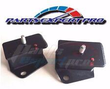97-1999 MITSUBISHI MONTERO SPORT MOTOR MOUNT SET LEFT & RIGHT 97-99 NATIVA 3.0LT