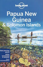 Lonely Planet Papua New Guinea & Solomon Islands *FREE SHIPPING - NEW*