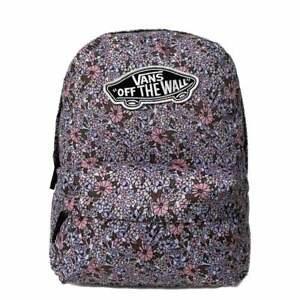 VANS Realm Backpack Field Floral VN0A3UI6YZK1 VANS Schoolbag