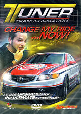 Tuner Transformation: Change My Ride...NOW! (DVD) **New**