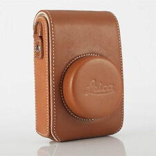 For Leica D6 D-LUX6 D-LUX5 Retro Hard Camera Leather Bag Case Cover With Strap