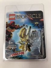 LEGO BIONICLE NEW YORK COMIC CON TAHU MASK NYCC CONVENTION EVENT EXCLUSIVE 2014