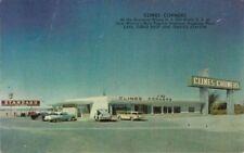 Old Postcard - Clines Corner Cafe, Curio Shp & Gas Station - Near Albuquerque NM