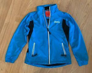 SWIX Cross Country XC Jacket Kids Size JR12-14