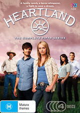 HEARTLAND SEASON 5..REG 4..NEW & SEALED   dvd355