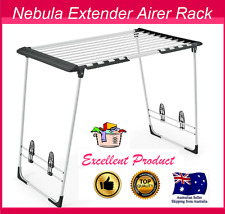 New Nebula portable extender clothes line airer rack Foldable for Home / Camping