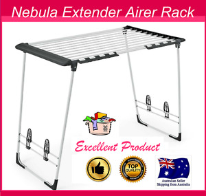 *High quality new Nebula portable extender clothes line airer rack Foldable