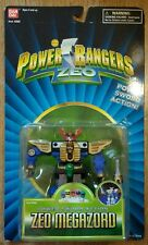 1996 Power Rangers Zeo Megazord In Box
