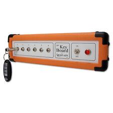 "Key Holder | Key Rack | Amp Inspired. American Made | The ""Key Board"" - Orange"