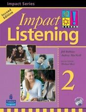Impact Listening 2 by Jill Robbins, Andrew MacNeil and Michael Rost (2007,...