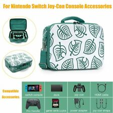 Animal Crossing Storage Shoulder Bag Handheld Carrying Case For Nintendo Switch