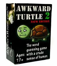 Adult Party Game Awkward Turtle 2 like Cards Against Humanity + Taboo Together