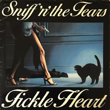 SNIFF 'N' THE TEARS - Fickle Heart (LP) (VG-/G)