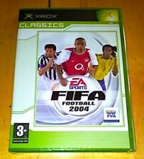 Fifa Football 2004 Classic XBOX - NUOVO E SIGILLATO - NEW SEALED ITA ENG  AFFARE