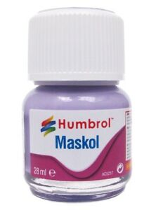 Humbrol #5217 Maskol / Masking Solution (28ml)