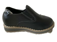 Toddler Boys Cat & Jack Neal Loafers Black Shoes Size 6