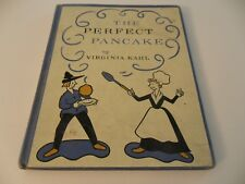 """Virginia Kahl """"THE PERFECT PANCAKE"""" 1960 Very Scarce title"""