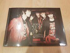 SHINee Mini Album Vol. 3 - 2009 Year Of Us  CD kpop