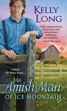 An Amish Man of Ice Mountain-ExLibrary