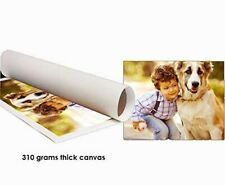 Custom Your own Photo to Canvas Print HD Print on Premium Canvas  (No Frames)