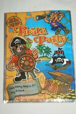 Loot Party Bags Pirates 100 Bags In Total Free UK Post!