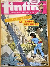 BD Comics Magazine Hebdo Journal Tintin No 44 40e 1985 Brelan de Dames