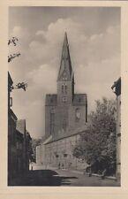 Friedland bei Neubrandenburg Kirche 1956