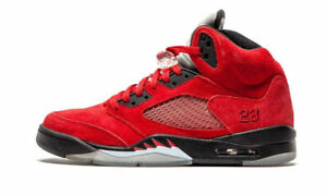 Nike Air Jordan 5 Retro Raging Bull Red Black DD0587-600 Men Size 8 11 GS 4 5