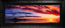 "Landscape Fine Art Photography, Vershinin ""Aztec.."", 71"", LIMITED EDITION +COA"