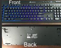 Corsair K55 RGB Backlit Gaming Keyboard