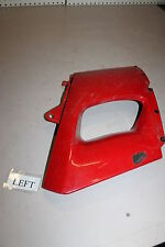 1996 KAWASAKI NINJA ZX6e ZX600E RED LEFT MID SIDE FAIRING COWL SHROUD