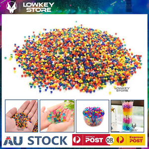 Orbeez 11-13mm Water Beads Gel Balls Decoration Wedding Home Vase Soil Crystal